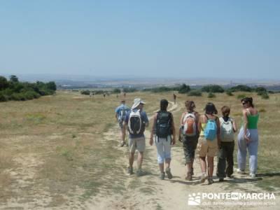 Camino de Santiago - Segovia - grupos senderismo madrid; escapadas desde madrid